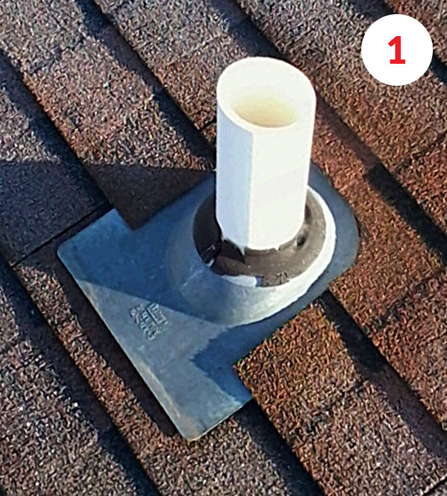 Frost Free Sewer Vent Patented Easy To Install Vent